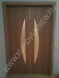 Двойные межкомнатные двери установка своими руками
